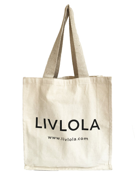 LIVLOLA CANVAS BAG