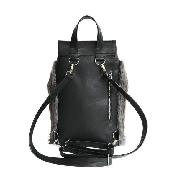 LAURYN BACKPACK in grey