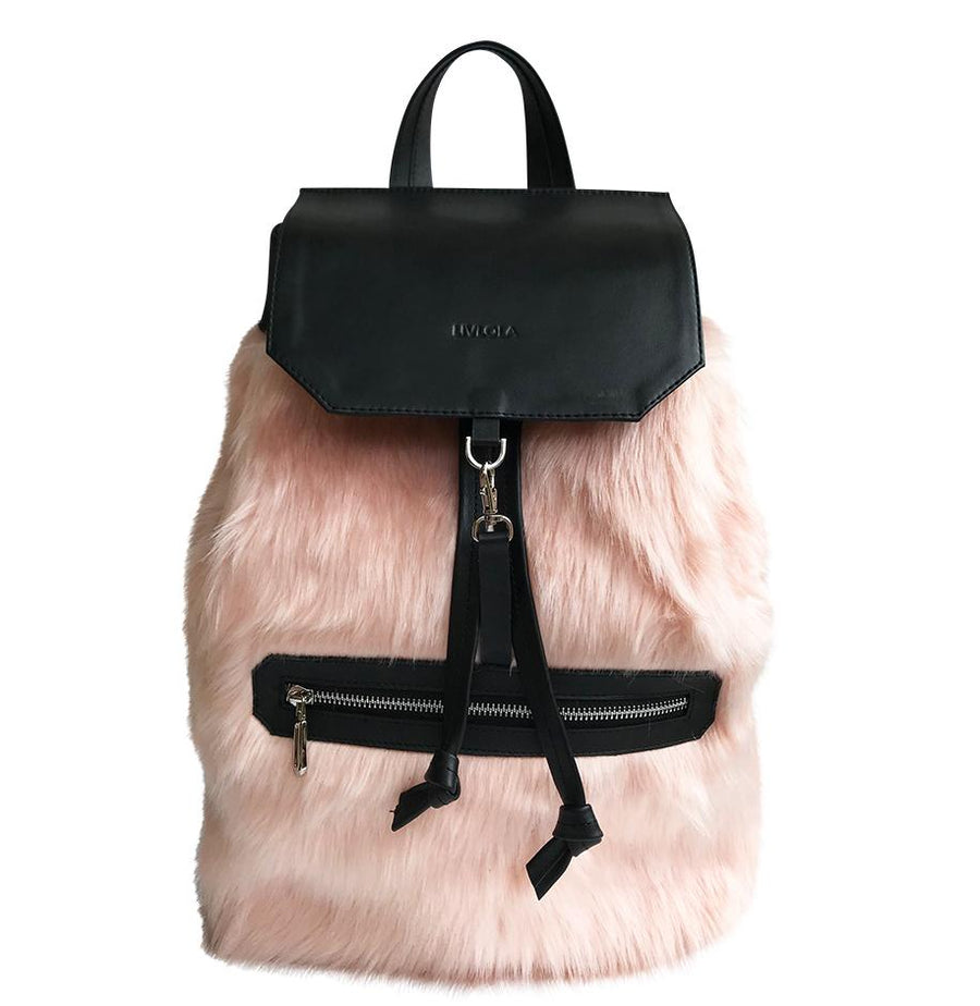 Lauryn Backpack in light pink