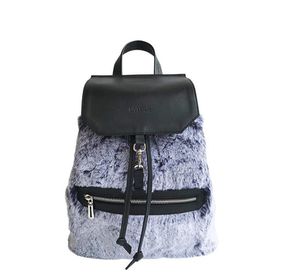 LAURYN MINI BACKPACK in snow blue