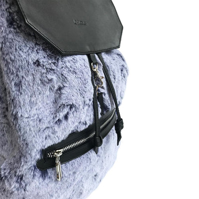 Lauryn Backpack in snow blue