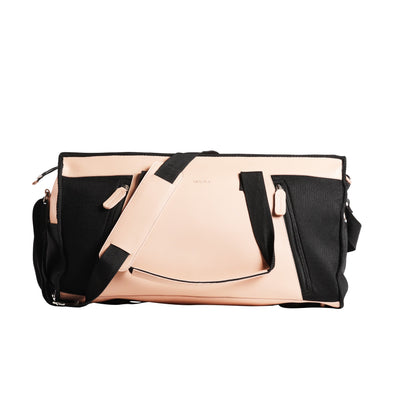 LAKOTA DUFFEL BAG in nude