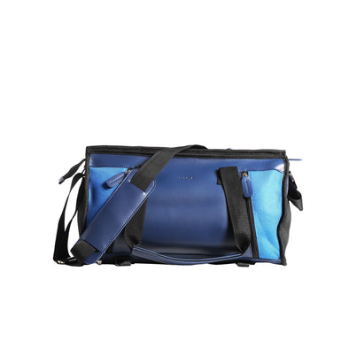 LAKOTA MINI DUFFEL BAG in blue