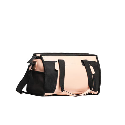Lakota Mini Duffel Bag in nude