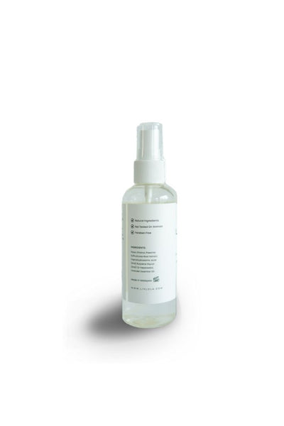 Yoga Mat Antibac Cleaning Spray in calming lavender