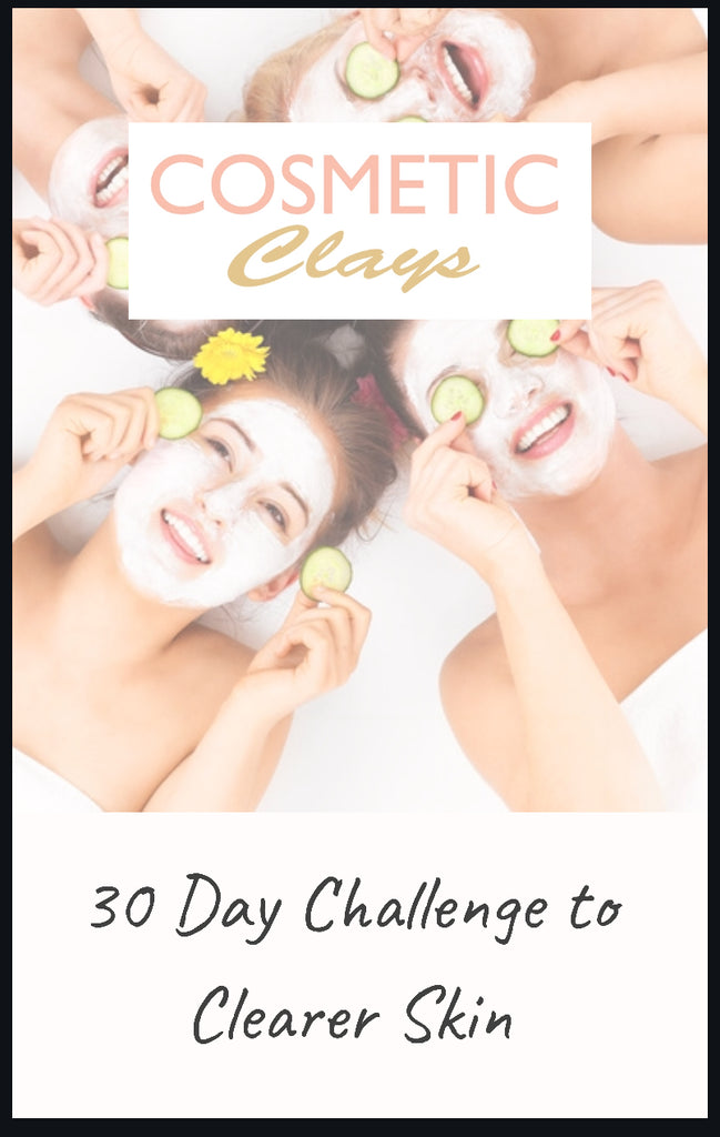 FREE 30 Days to Clearer Skin Challenge Ebook