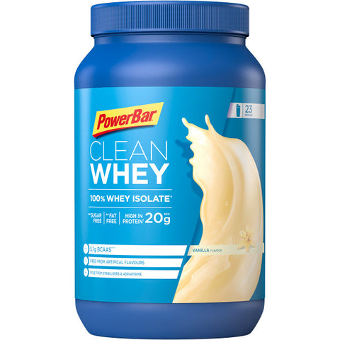 Clean Whey 100% Whey Isolate