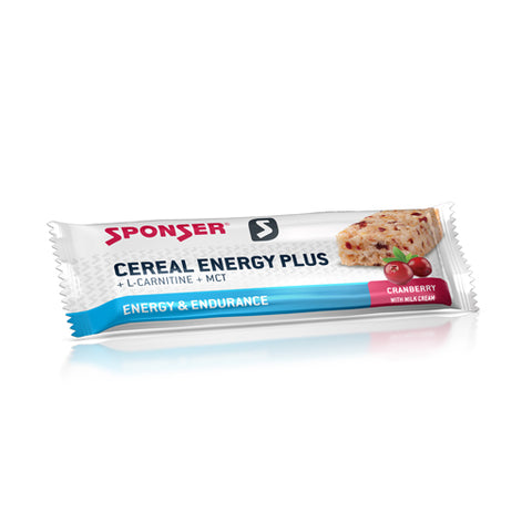 Sponser cereal energy plus