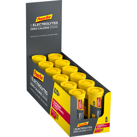 5 Electrolyte Tabs