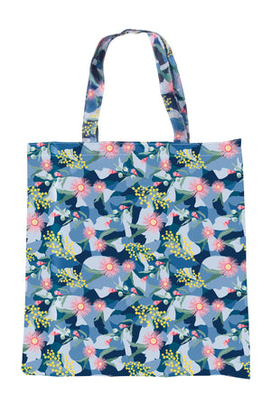 Golden Wattle Foldable Shopping Bag