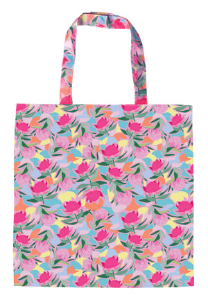 Waratah Foldable Shopping Bag