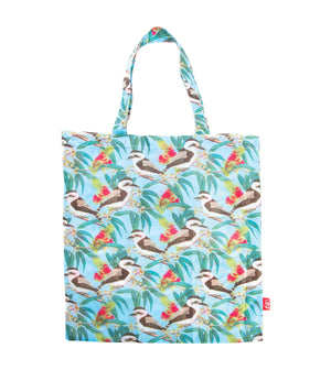 Kookaburra Foldable Shopping Bag