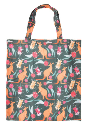 Kangaroo Foldable Shopping Bag