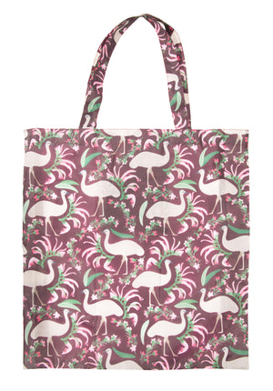 Emu Foldable Shopping Bag