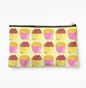 Chocolate Crackle & Honey Joy Clutch- Make Merriness