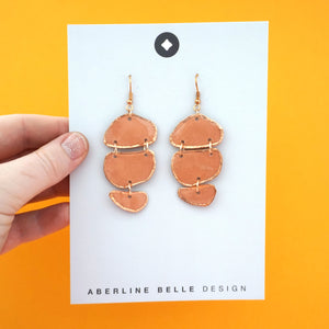 Alma Pebble Dangle Design 5- Aberline Belle Design