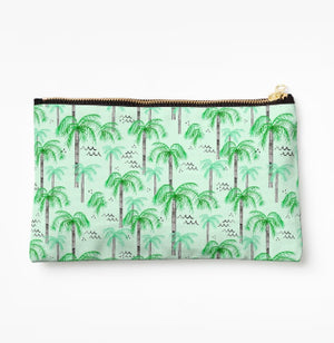 Palm Trees Clutch- Make Merriness