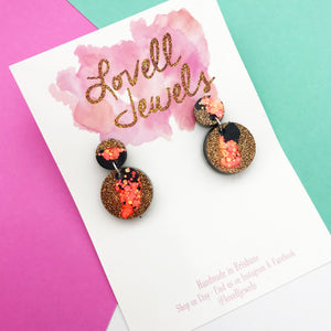 Stellar Dangles Design 10- Lovell Jewels