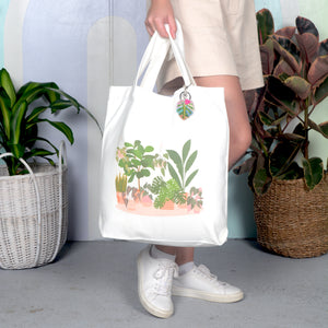 Plant Therapy Tote Bag - Timber & Cotton + Brook Gossen