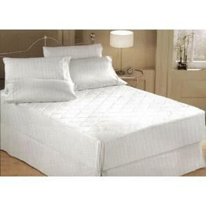 Quilted Mattress Protector Single, Homeware4u.com