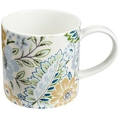 Pemberley Straight Sided Mug by Ulster Weavers, Homeware4u.com