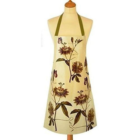 Ulster Weavers RHS Passion Flower PVC Apron 600PSF, Homeware4u.com
