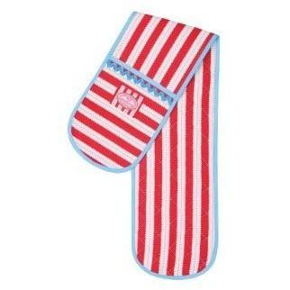 Ulster Weavers Big Top Stripe Double Oven Glove, Homeware4u.com