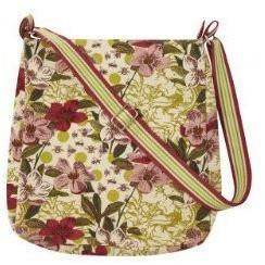 Ulster Weavers Bloomsbury Messenger Bag, Homeware4u.com
