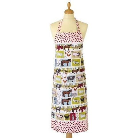 Down On The Farm Cotton Apron, Homeware4u.com