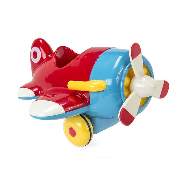 Early Learning Centre Frankie Frog and His Flying Machine ToyBox, Homeware4u.com