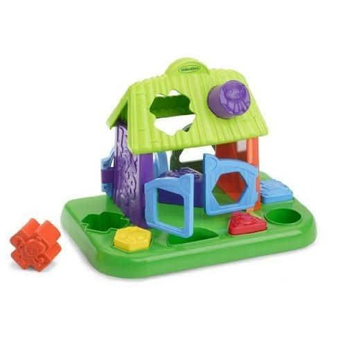 Infantino Animal Park Shape Sorter:Infantino:Homeware4u.com