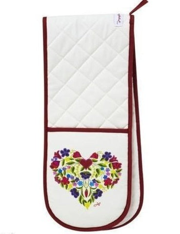 Jan Constantine Boho Love Double Oven Glove Ulster Weavers, Homeware4u.com