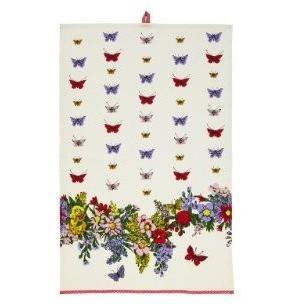 Martha Cotton Tea Towel, Homeware4u.com