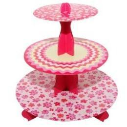 Mason Cash 3 Tier Cupcake Stand Home Made, Homeware4u.com