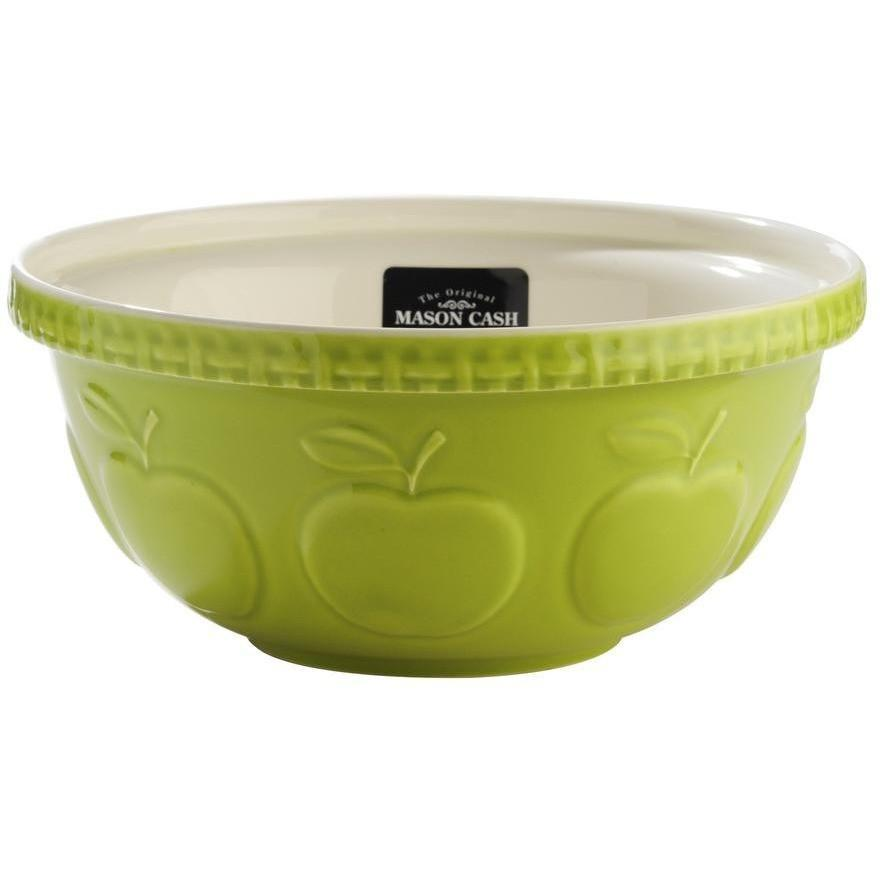 Mason Cash Apple Green S12 29cm Mixing Bowl, Homeware4u.com