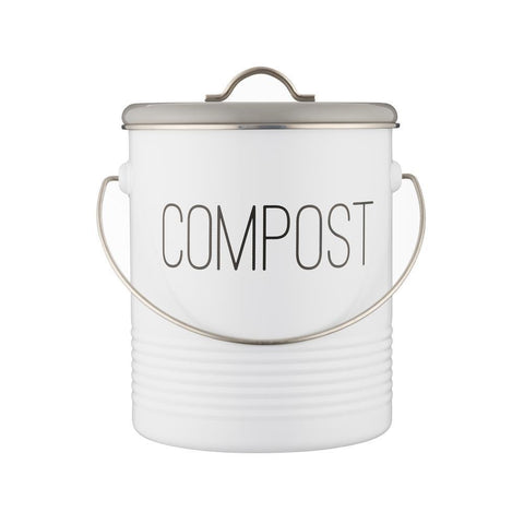 Typhoon Mayfair Vintage Compost Caddy, Homeware4u.com