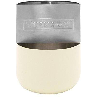 Typhoon Novo Utensil Holder Colour Cream, Homeware4u.com
