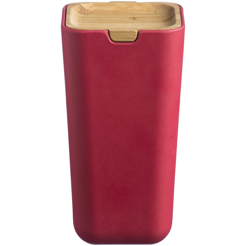 Nubu Large Storage Red 19cm, Homeware4u.com