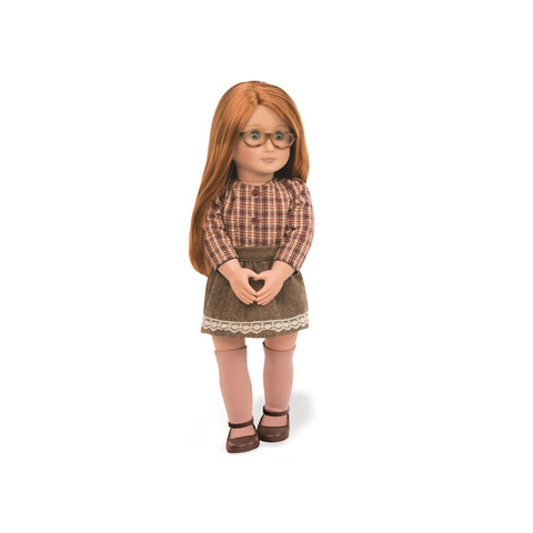 Our Generation April 18 Inch Doll, Homeware4u.com