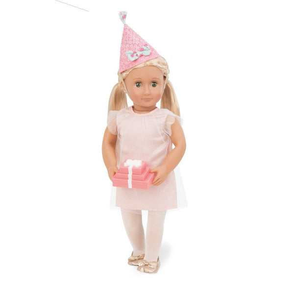 Our Generation Birthday Surprise Deluxe Doll OutFit, Homeware4u.com