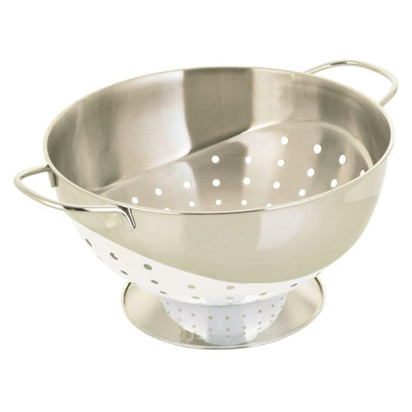 Prestige Kitchen Solutions 22cm Colander - White, Homeware4u.com