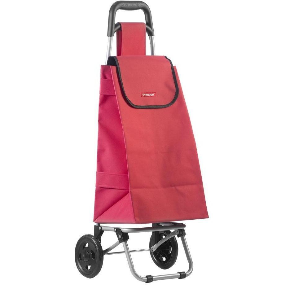 Typhoon shopping Trolley Red 401.937, Homeware4u.com