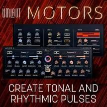 Create tonal and rhythmic pulses with new Umlaut Audio MOTORS