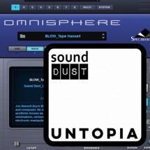 Expand your Omnisphere with the weird and wonderful Untopia from SoundDust