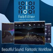 FabFilter effects plug-ins have arrived!