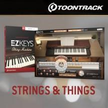 NEW Toontrack String Machines - the most creative EZKeys yet