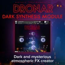 New DRONAR Dark Synthesis
