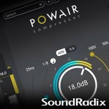 New Sound Radix release POWAIR - the smart compressor