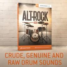 Toontrack release Alt-Rock EZX and new drum MIDI pack