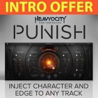 Heavyocity release first FX plugin 'PUNISH'